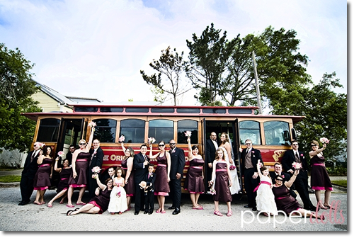 Trolley Rental For Large Party